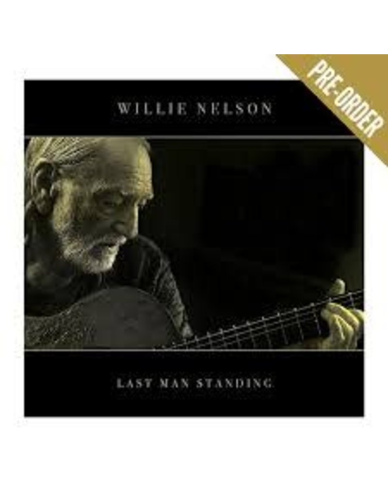 (CD) Willie Nelson - Last Man Standing