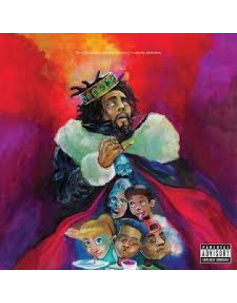(CD) J Cole - KOD