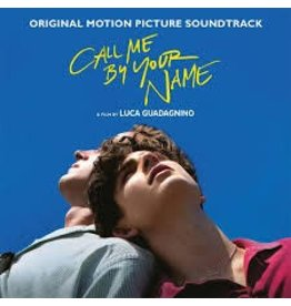 (LP) Soundtrack - Call Me By Your Name (DIS)