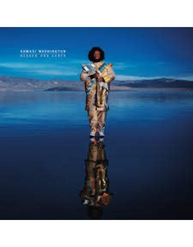 (CD) Kamasi Washington - Heaven and Earth (2CD)