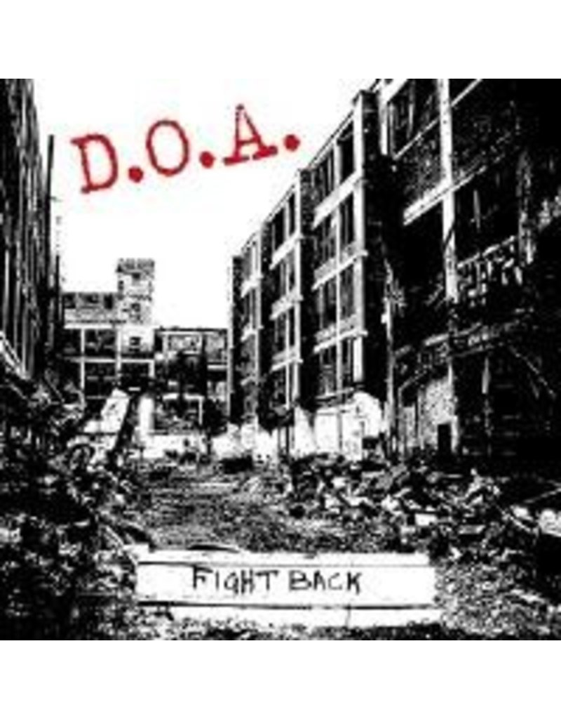 (CD) DOA - Fight Back