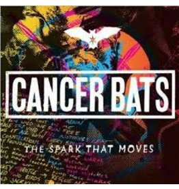 New Damage Records (LP) Cancer Bats - The Spark That Moves (Highlighter Yellow)