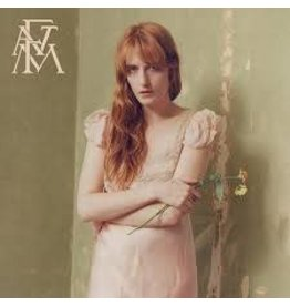 Virgin Records (LP) Florence & The Machine - High As Hope