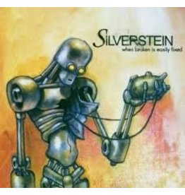 Craft Recordings (LP) Silverstein - When Broken Is Easily Fixed (180g/canary yellow)