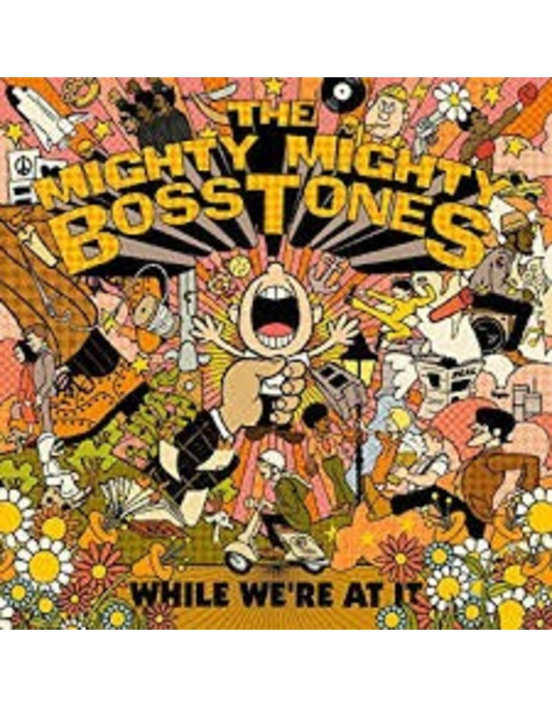 (CD) Mighty Mighty Bosstones - While We're At It