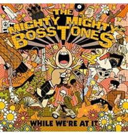 (LP) Mighty Mighty Bosstones - While We're At It (coloulred vinyl)
