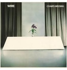 Pink Flag (LP) Wire - Chairs Missing (2018 remaster)
