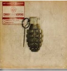 "(LP) My Chemical Romance - Conventional Weapons - number five (white 7"" vinyl single)"