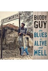 (CD) Buddy Guy - The Blues Is Alive