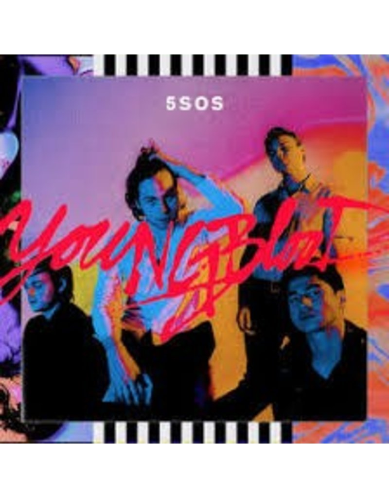 (CD) 5 Seconds Of Summer - Youngblood (DLX)