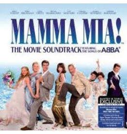 (LP) Soundtrack - Mamma Mia! (Movie) (DIS)
