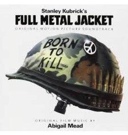 (LP) Soundtrack - Full Metal Jacket (Dark Green Vinyl) (Stanley Kubrick)