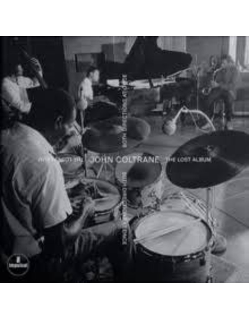 (CD) John Coltrane - Both Directions At Once (The Lost Album)