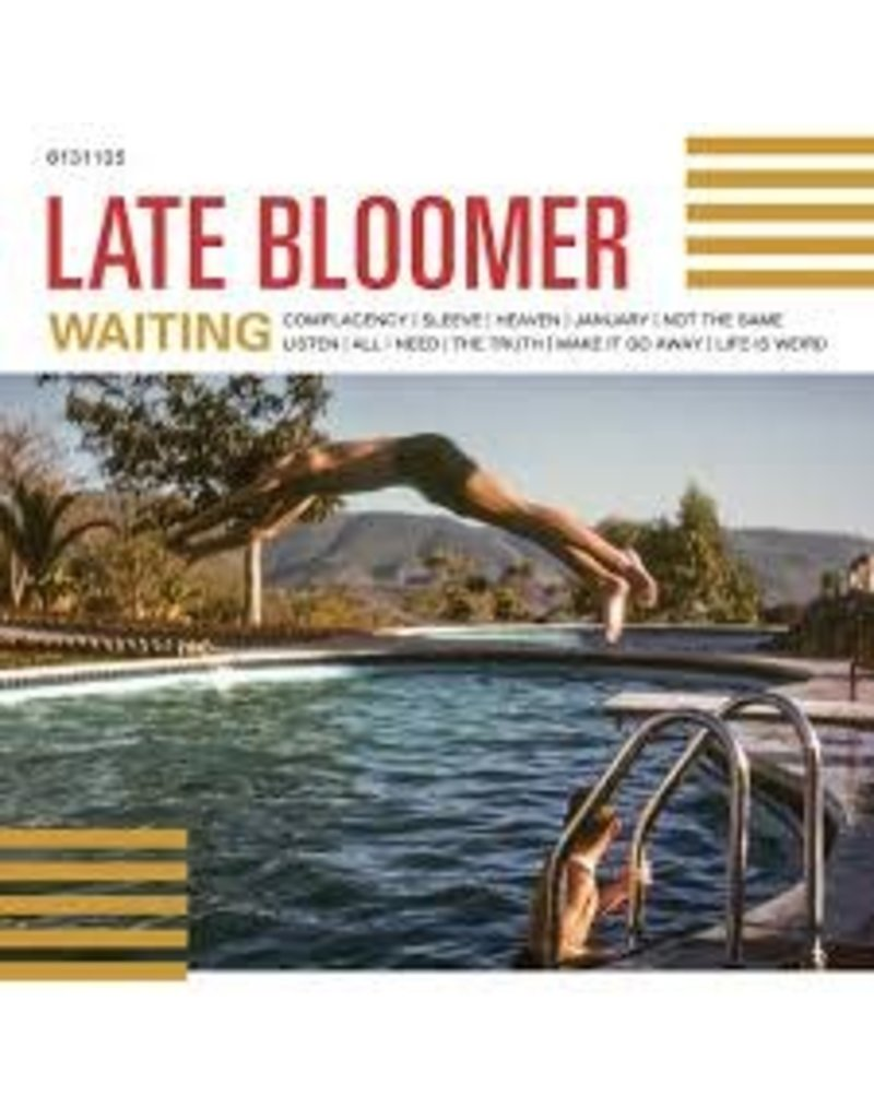 (CD) Late Bloomer - Waiting