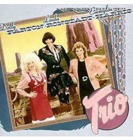 (LP) Emmylou Harris, Dolly Parton, Linda Ronstadt - Trio