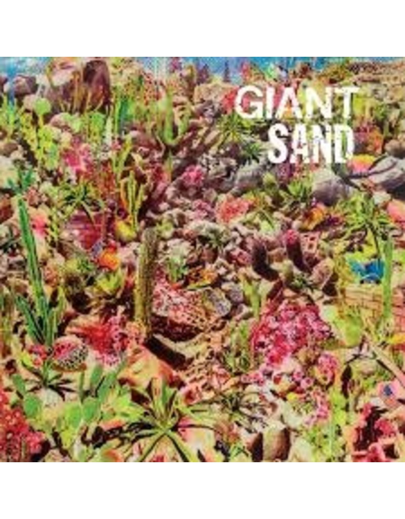 (CD) Giant Sand - Returns To Valley Of Rain