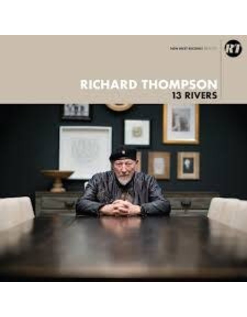 (CD) Richard Thompson - 13 Rivers