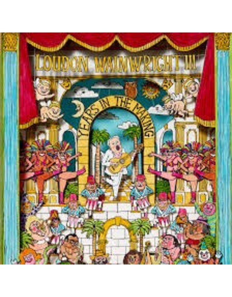 (CD) Loudon Wainwright III - Years In the Making