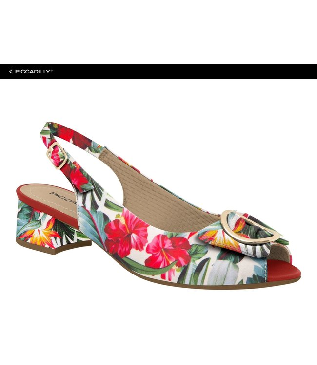 Piccadilly L1-114011 | PICCADILLY CHAUSSURES - MULTI FLORAL