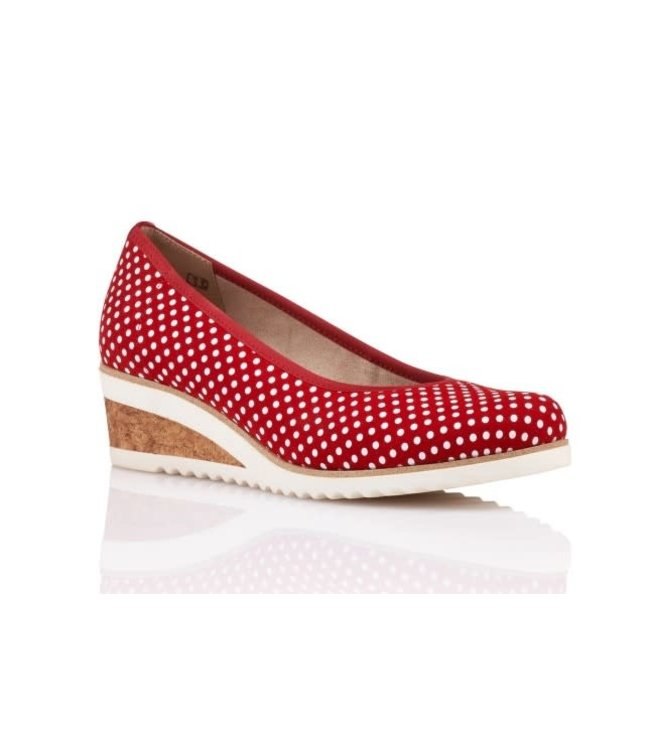 Remonte D5500-33 | REMONTE CHAUSSURES - ROUGE