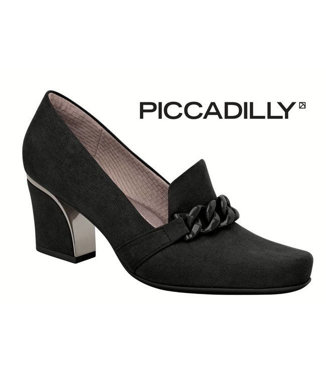 Piccadilly L1-328002M | PICCADILLY CHAUSSURES - NOIR