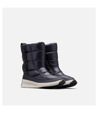 Sorel 1876881-010 | SOREL OUT'N ABOUT PUFFY MID - NOIR