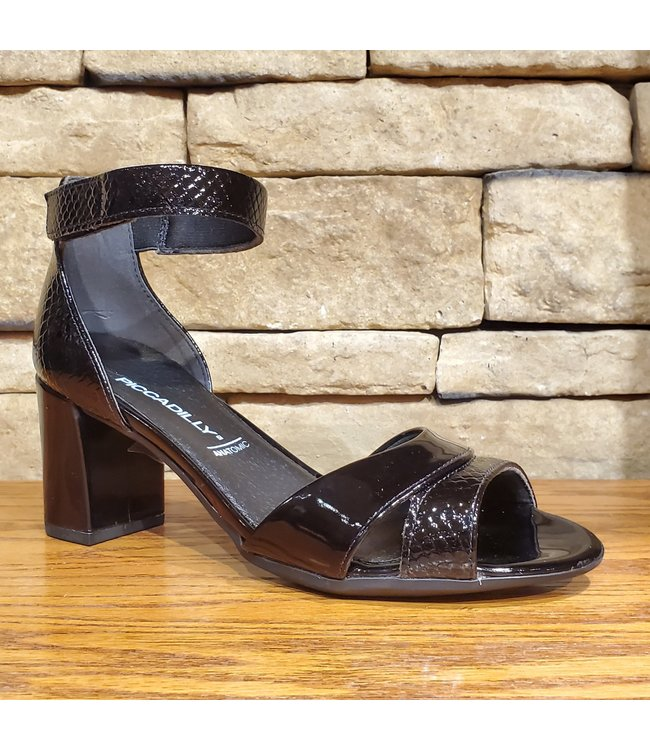 Piccadilly L1-685008 | PICCADILLY SANDALES - NOIR