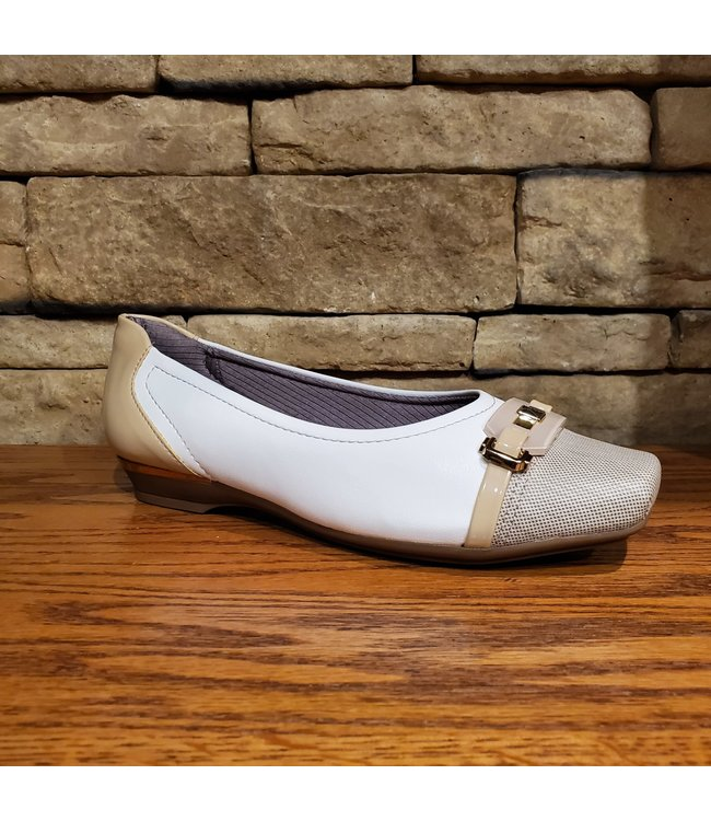 Piccadilly L1-147138 | PICADILLY CHAUSSURES - BLANC/BEIGE