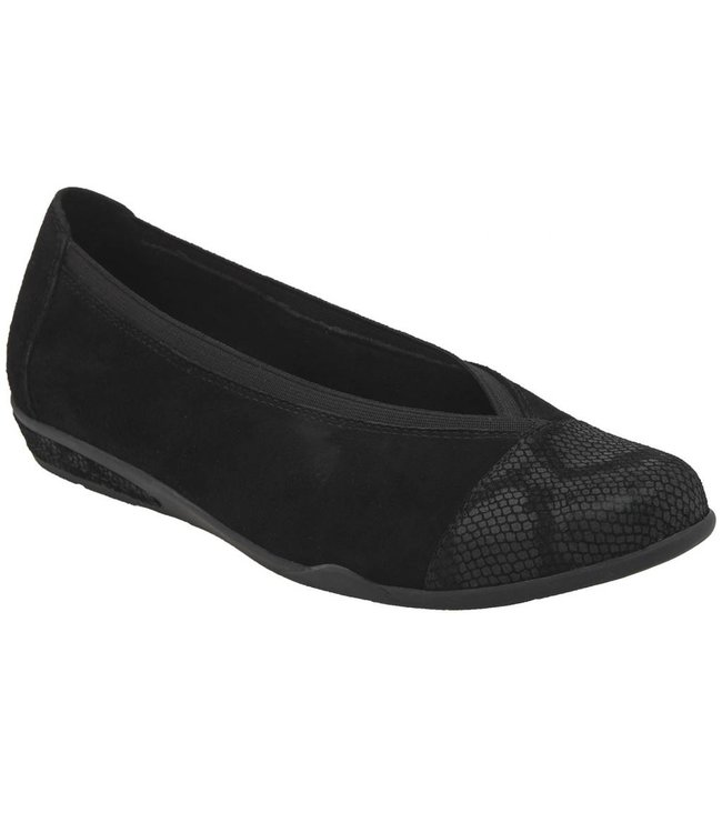 Earth MARA-001 - EARTH CHAUSSURES - NOIR