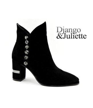 Django & Juliette J2-131 - DJANGO & JULIETTE ALKIE - NOIR/GRIS