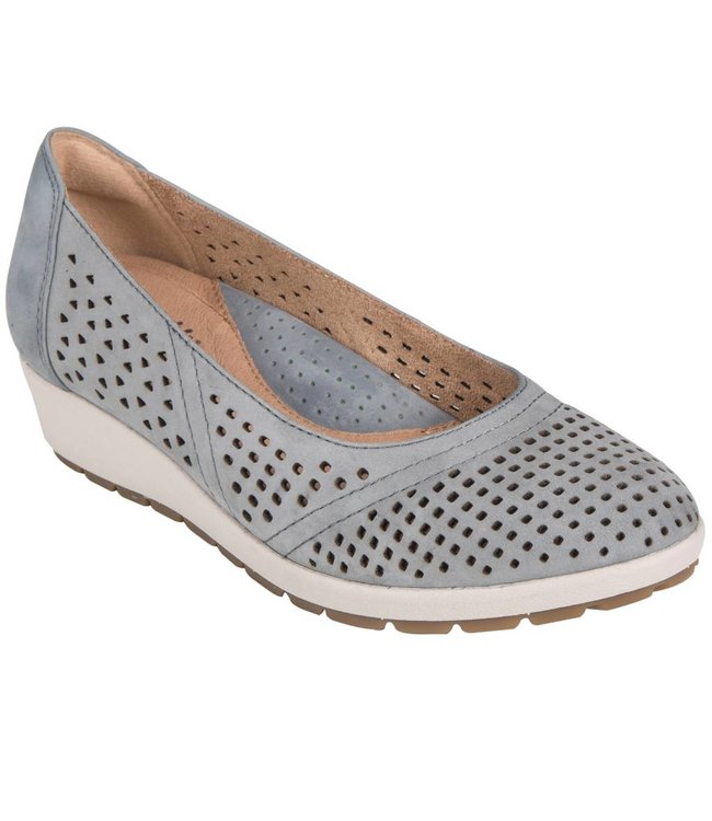 Earth VIOLET-457 - EARTH CHAUSSURES - BLEU