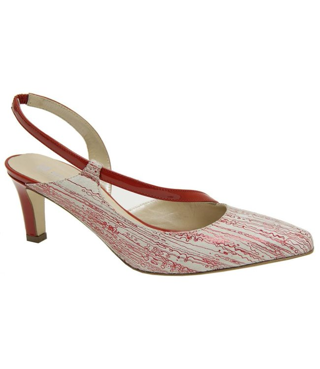 Roberto Capucci MEG | ROBERTO CAPUCCI CHAUSSURES - ROUGE MULTI