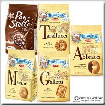 Mulino Bianco Mulino Bianco Assorted 5 packs
