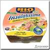 Rio Mare Rio Mare Tuna Insalatissime Tuna with Corn, Peas, Carot & Olives 5.6 Oz (160g)
