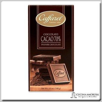 Caffarel Caffarel Gourmet Extra Dark Chocolate 75% Bar 3.5 Oz (100g)
