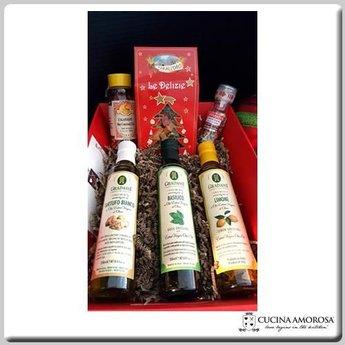 "Cucina Amorosa Cucina Gift Box ""Gran Sapori"""