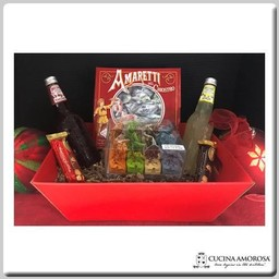"Cucina Amorosa Cucina Gift Box ""La Dolcezza"""