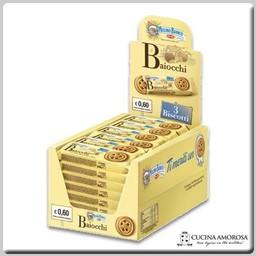 Mulino Bianco Mulino Bianco Baiocchi Snack 28g (Display 42 Pcs)