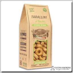 Tarall'oro Tarall'Oro Tarallini al finocchio with Fennel - 8.8 Oz Box (250g)