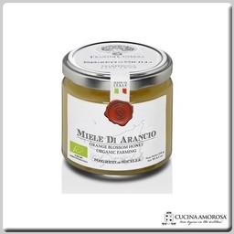 Frantoi Cutrera Frantoi Cutrera Segreti di Sicilia Orange Blossom Honey from Etna 8.5 Oz