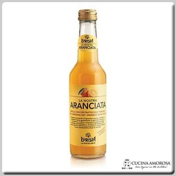 Lurisia Lurisia Aranciata Soda 275ml (4 Pack)