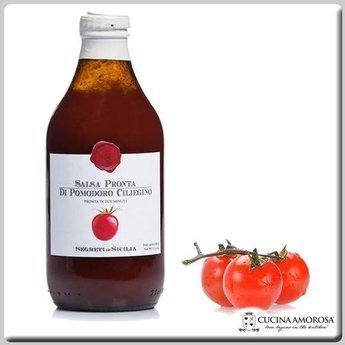 Frantoi Cutrera Frantoi Cutrera Segreti di Sicilia Organic Cherry Tomato Sauce 11.64 Oz (330g) Bottle