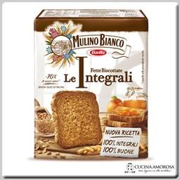 Mulino Bianco Mulino Bianco Armonie Integrali 36 Fette Biscottate 11 Oz