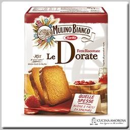 Mulino Bianco Mulino Bianco Armonie Dorate 36 Fette Biscottate 11.11 Oz