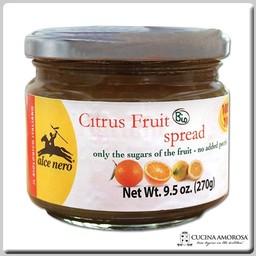 Alce Nero Alce Nero Organic Jam Citrus 9.52 Oz (270g) Jar