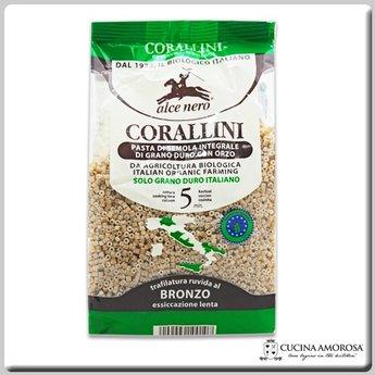 Alce Nero Alce Nero Organic Pasta Durum Wheat Barley Corallini 17.6 Oz (500g) Bag