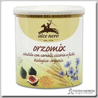 Alce Nero Alce Nero Organic Instant Barley Mix Cereals Figs 4.4 Oz (125g)  Can
