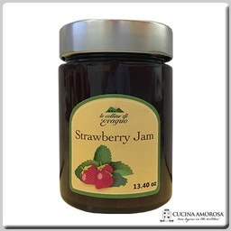 Le Colline di Evagrio Antenucci - Le Colline di Evagrio - Strawberry Jam 13.4 Oz (380g) Jar
