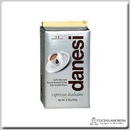 Danesi Caffe Danesi Caffe' Ground Espresso Italiano Gold 8.8 Oz Brick