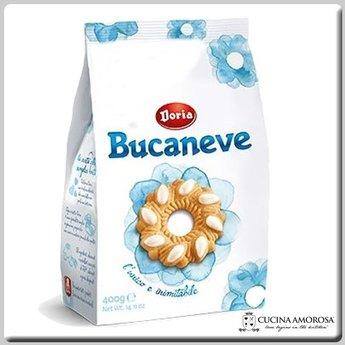 Doria Doria Bucaneve Cookies 14 Oz (Pack of 2)